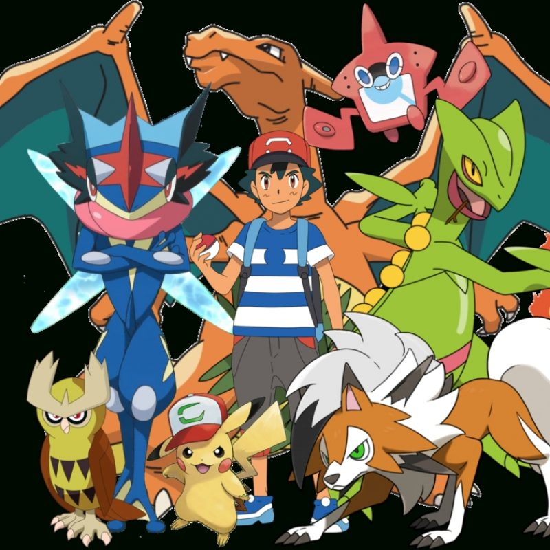 10 Most Popular Ash's Pokemon Group Photo FULL HD 1080p For PC Background 2018 free download pokemon ash best teamdavidbksandrade on deviantart 800x800