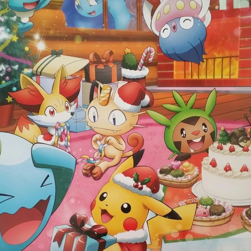 10 Most Popular Pokemon Christmas Wallpaper Hd FULL HD 1080p For PC Desktop 2018 free download pokemon christmas wallpapers hd wallpaper 800x800