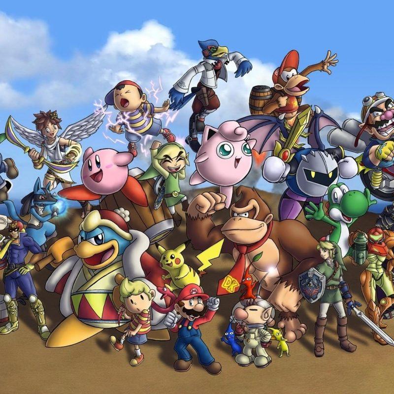 10 Best Super Smash Bros Wallpaper 1920X1080 FULL HD 1080p For PC Desktop 2018 free download pokemon link mario samus aran super smash bros wallpaper 82881 800x800