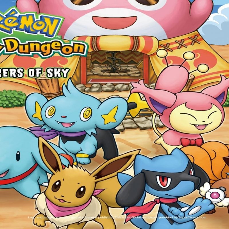 10 Most Popular Pokemon Mystery Dungeon Explorers Of Sky Wallpaper FULL HD 1920×1080 For PC Desktop 2021 free download pokemon mystery dungeon explorers of sky 844261 walldevil 800x800