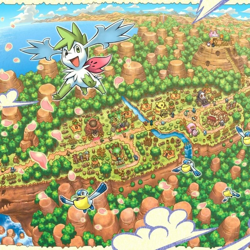 10 New Pokemon Mystery Dungeon Background FULL HD 1080p For PC Background 2021 free download pokemon mystery dungeon images explore of sky shaymin hd wallpaper 1 800x800