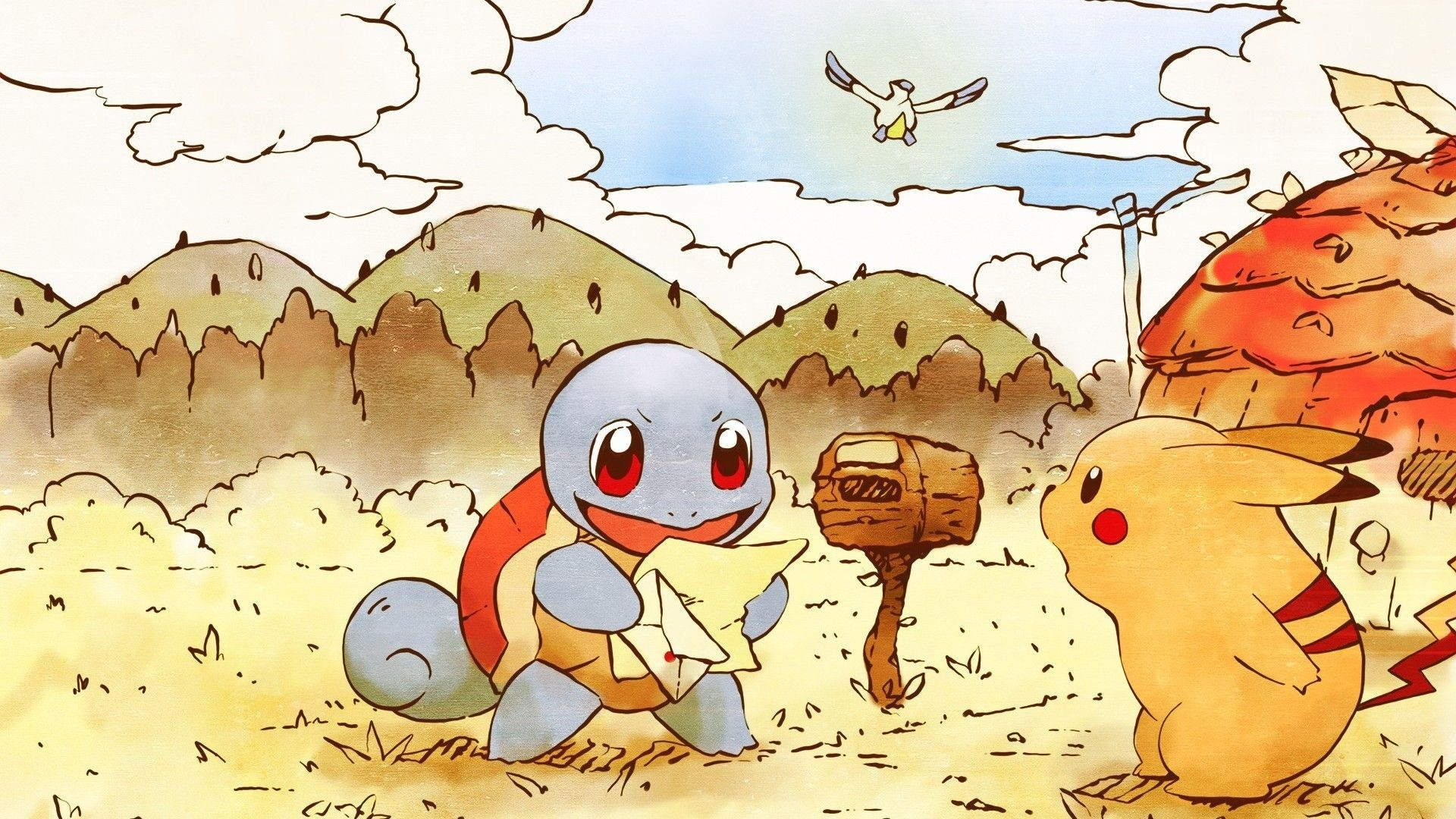 pokemon mystery dungeon wallpapers group (67)