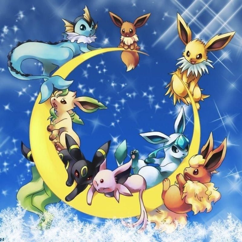 10 New Pokemon Eevee Evolutions Wallpaper FULL HD 1080p For PC Desktop 2018 free download pokemon pictures eeveelution wallpaper pokemon wallpaper 800x800