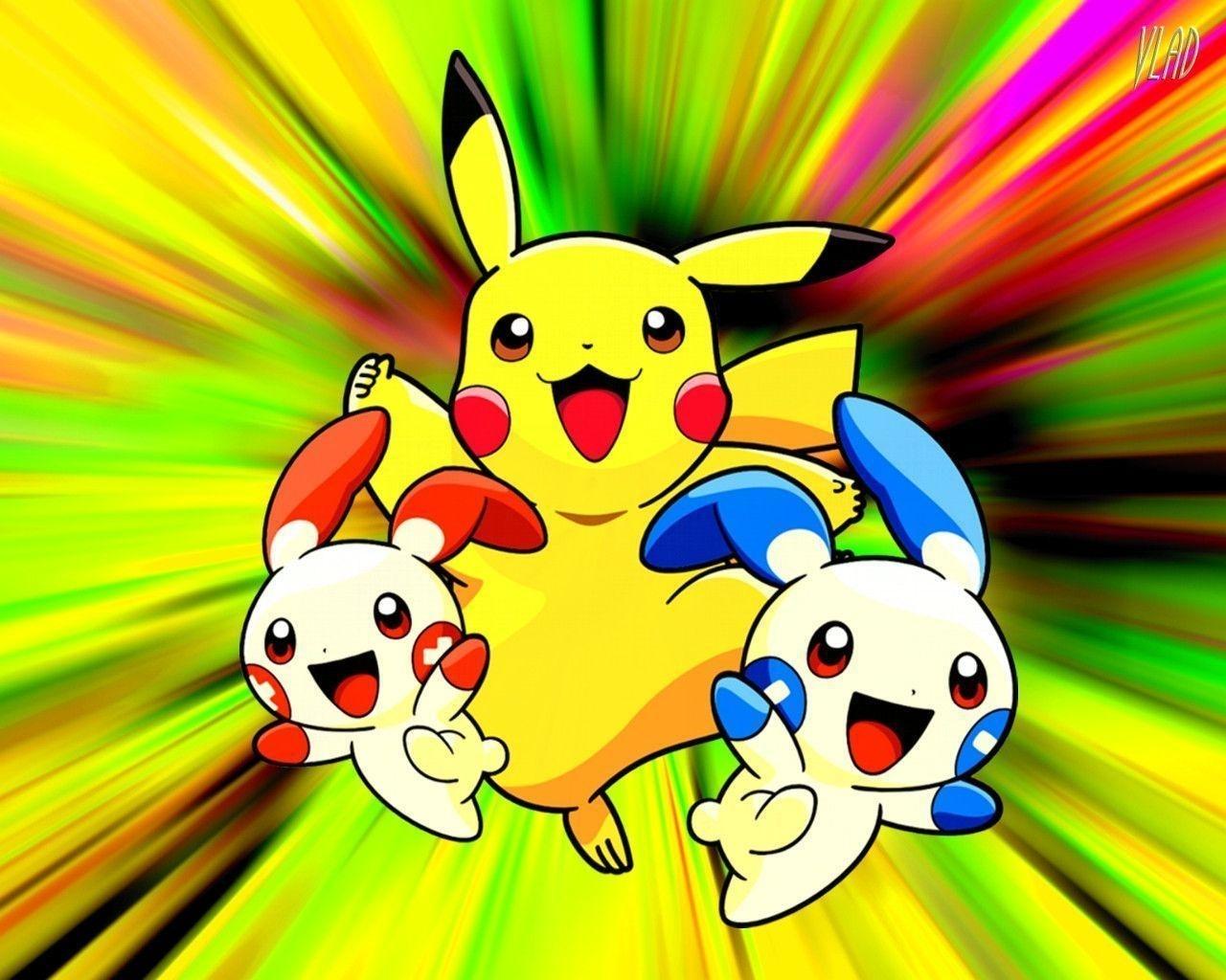 10 Best Cute Pokemon Wallpaper Pikachu Full Hd 1080p For Pc