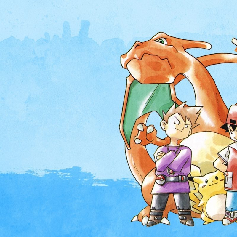 10 New Pokemon Red Version Wallpaper FULL HD 1080p For PC Desktop 2018 free download pokemon red blue watercolor art 1920x1080 wallpaper 800x800