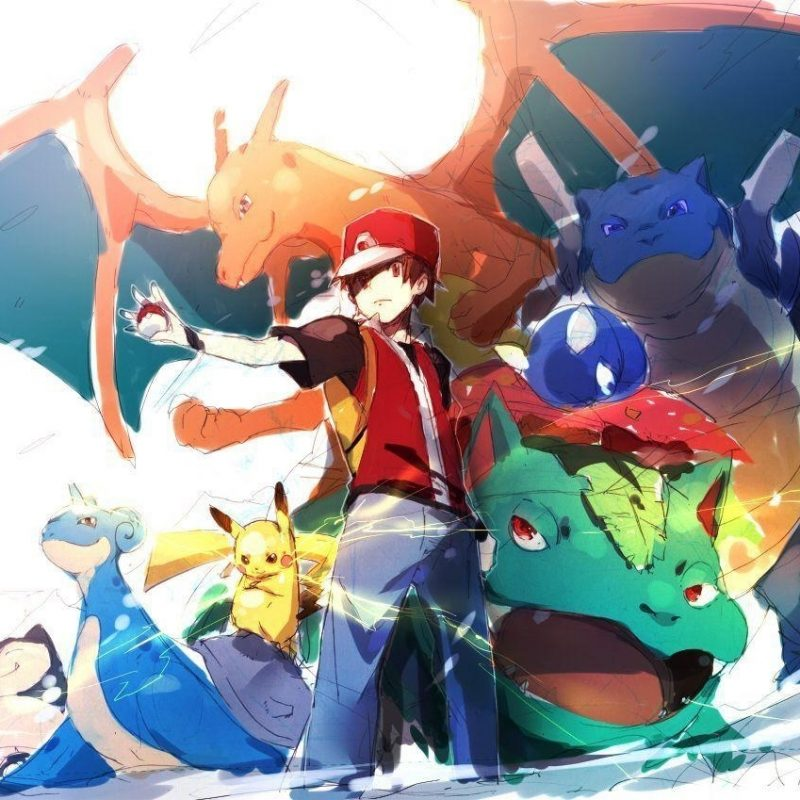 10 Most Popular Pokemon Trainer Red Wallpaper FULL HD 1920×1080 For PC Background 2021 free download pokemon red wallpapers wallpaper cave 800x800