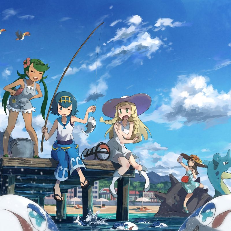 10 New Pokemon Sun And Moon Wallpaper FULL HD 1920×1080 For PC Background 2021 free download pokemon sun and moon full hd wallpaper and background image 800x800
