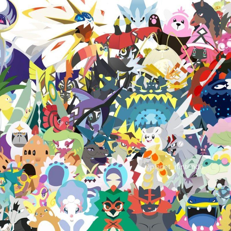 10 Most Popular Pokemon Sun And Moon Wallpapers FULL HD 1920×1080 For PC Desktop 2020 free download pokemon sun and moon wallpaperplanetnintendo on deviantart 1 800x800