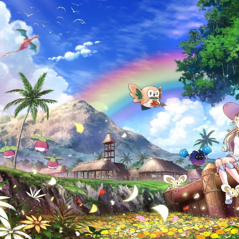 10 New Pokemon Sun And Moon Desktop Wallpaper FULL HD 1920×1080 For PC Desktop 2018 free download pokemon sun and moon wallpapers c2b7e291a0 800x800