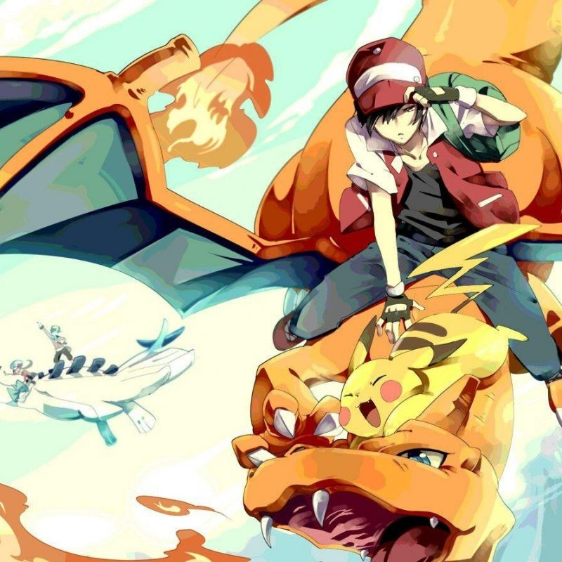 10 Most Popular Pokemon Trainer Red Wallpaper FULL HD 1920×1080 For PC Background 2021 free download pokemon trainer red wallpapers wallpaper cave 800x800