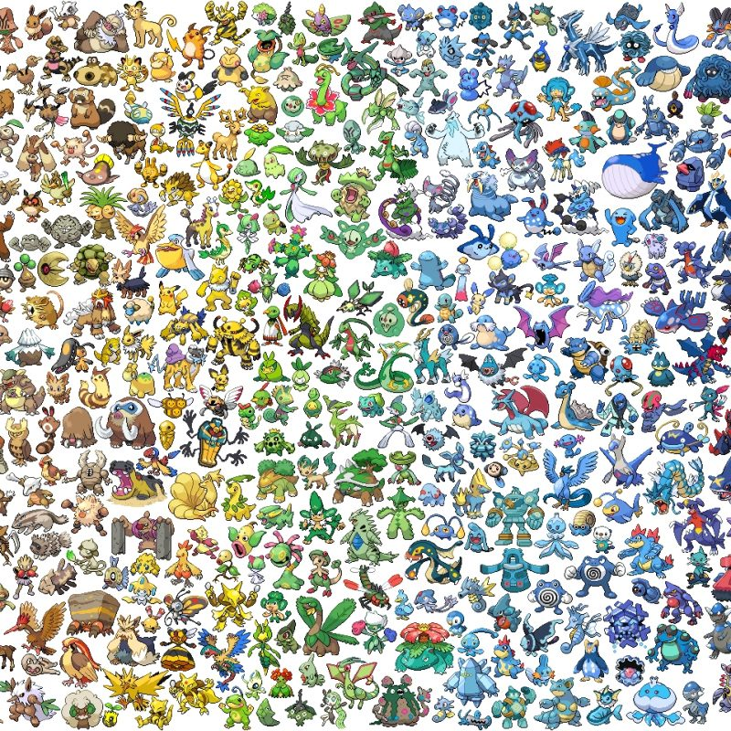 10 Most Popular Pokemon Wallpaper All Pokemon FULL HD 1080p For PC Desktop 2018 free download pokemon wallpaper here in high quality 800x800