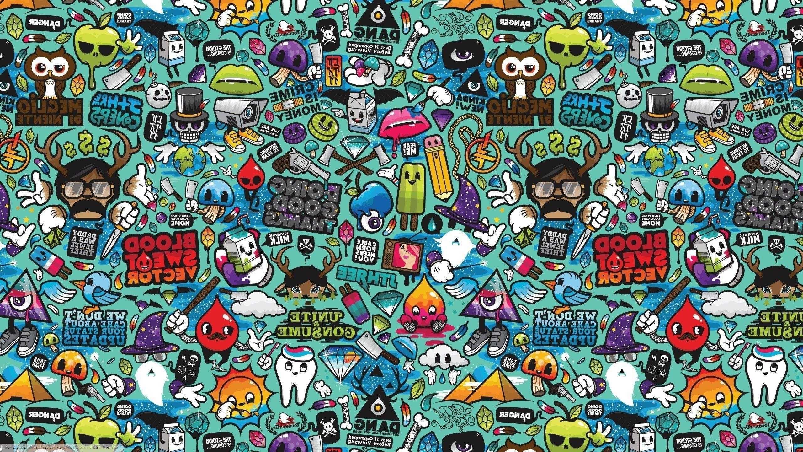 pop art wallpaper 4k desktop for smartphone computer | wallvie