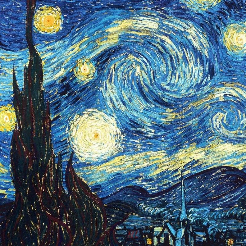 10 Top Vincent Van Gogh Starry Night Over The Rhone Wallpaper FULL HD 1920×1080 For PC Background 2021 free download possible wallpaper my style pinterest 800x800