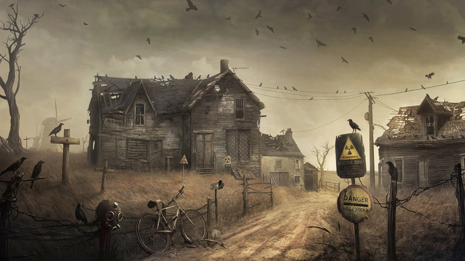 post apocalyptic wallpapers hd (85+ images)
