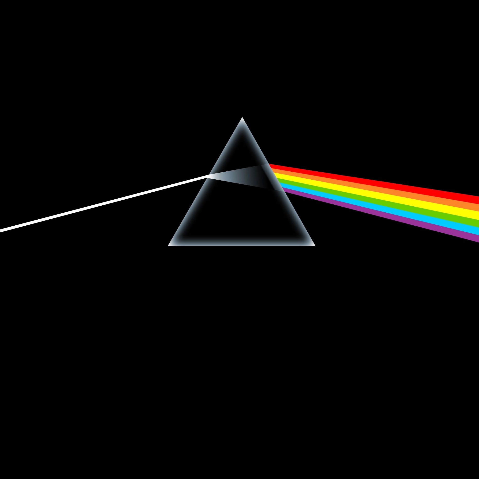 potd: bauhaus album cover - dark side of the moon // march 21st, 2011