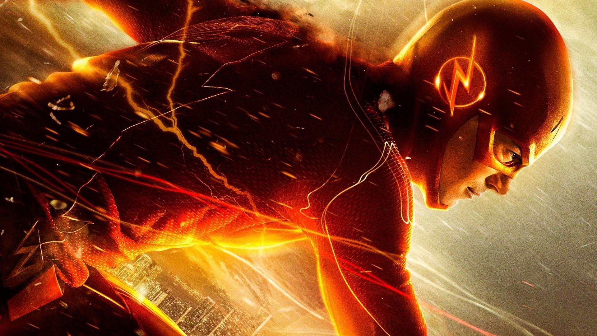 pourquoi il faut regarder la série the flash