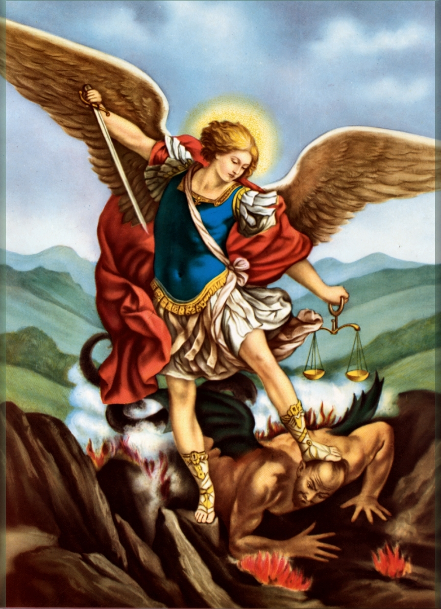 prayer to st. michael the archangel – father of love and mercy