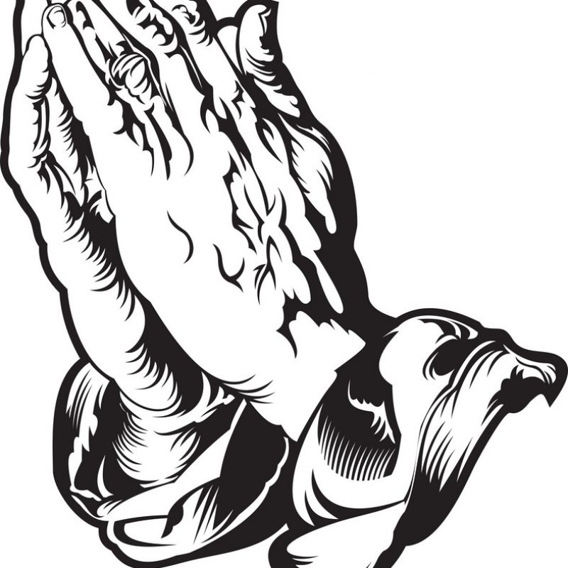 10 Best Image Of Praying Hands FULL HD 1080p For PC Desktop 2021 free download praying hands tattoo royalty free vector image 800x800