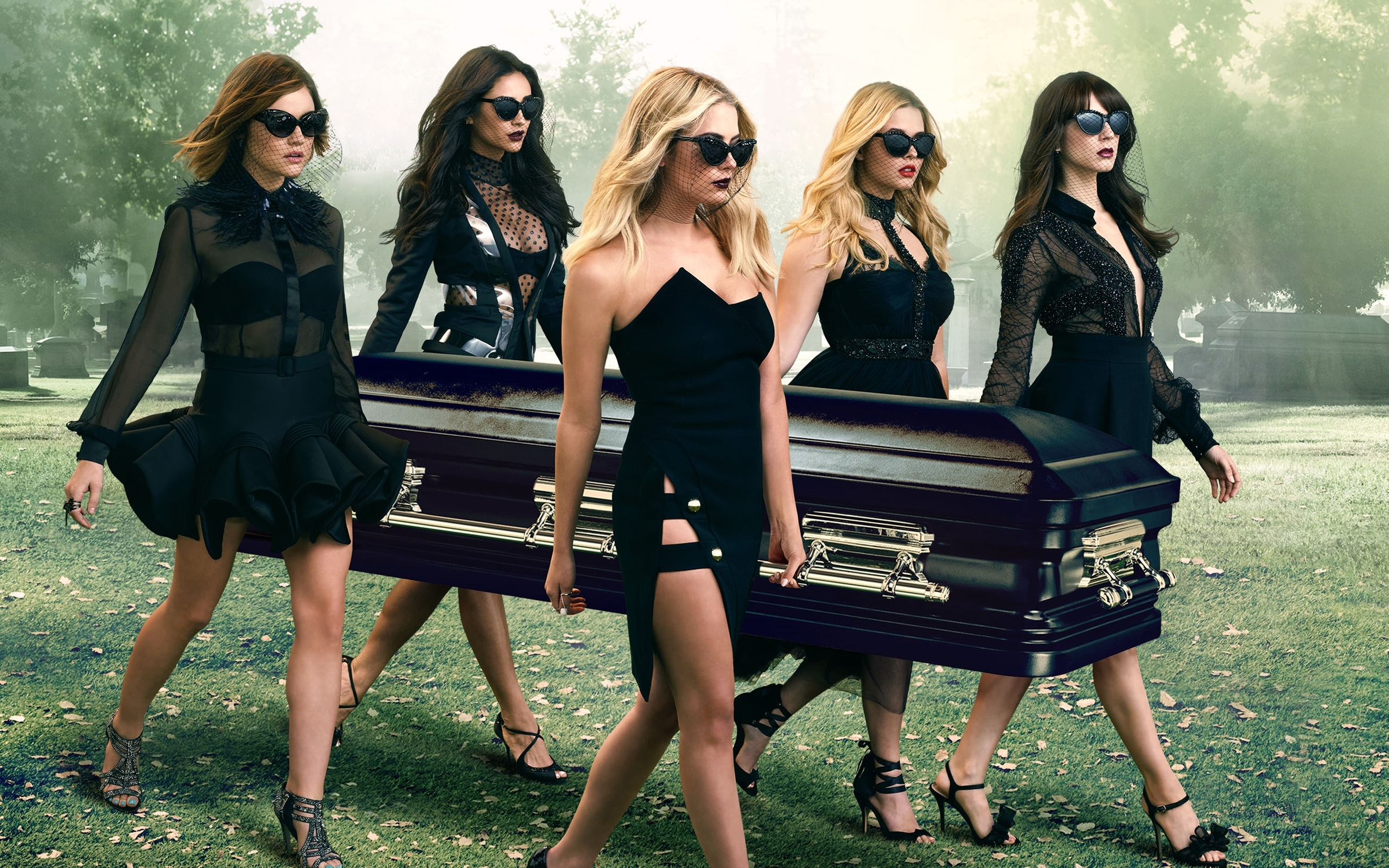 pretty little liars tv series wallpapers | hd wallpapers | id #17829