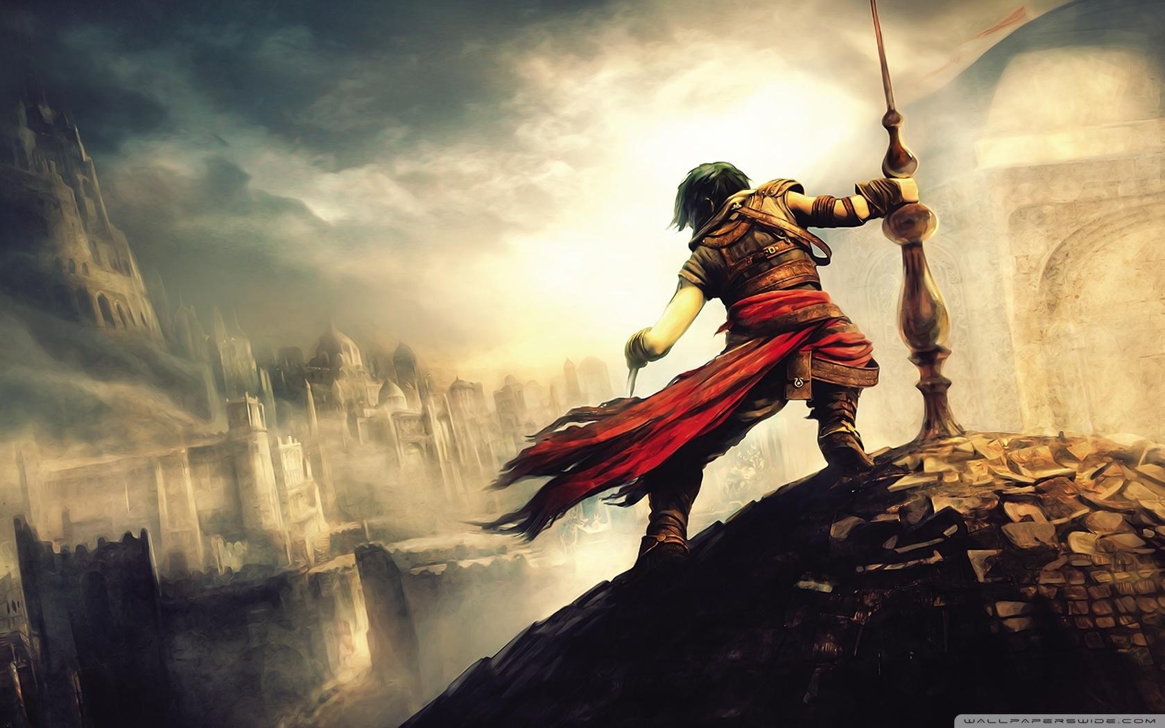 prince of persia the forgotten sands ❤ 4k hd desktop wallpaper for