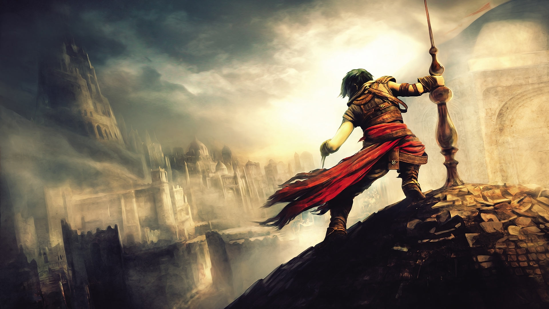 prince of persia: the forgotten sands full hd fond d'écran and