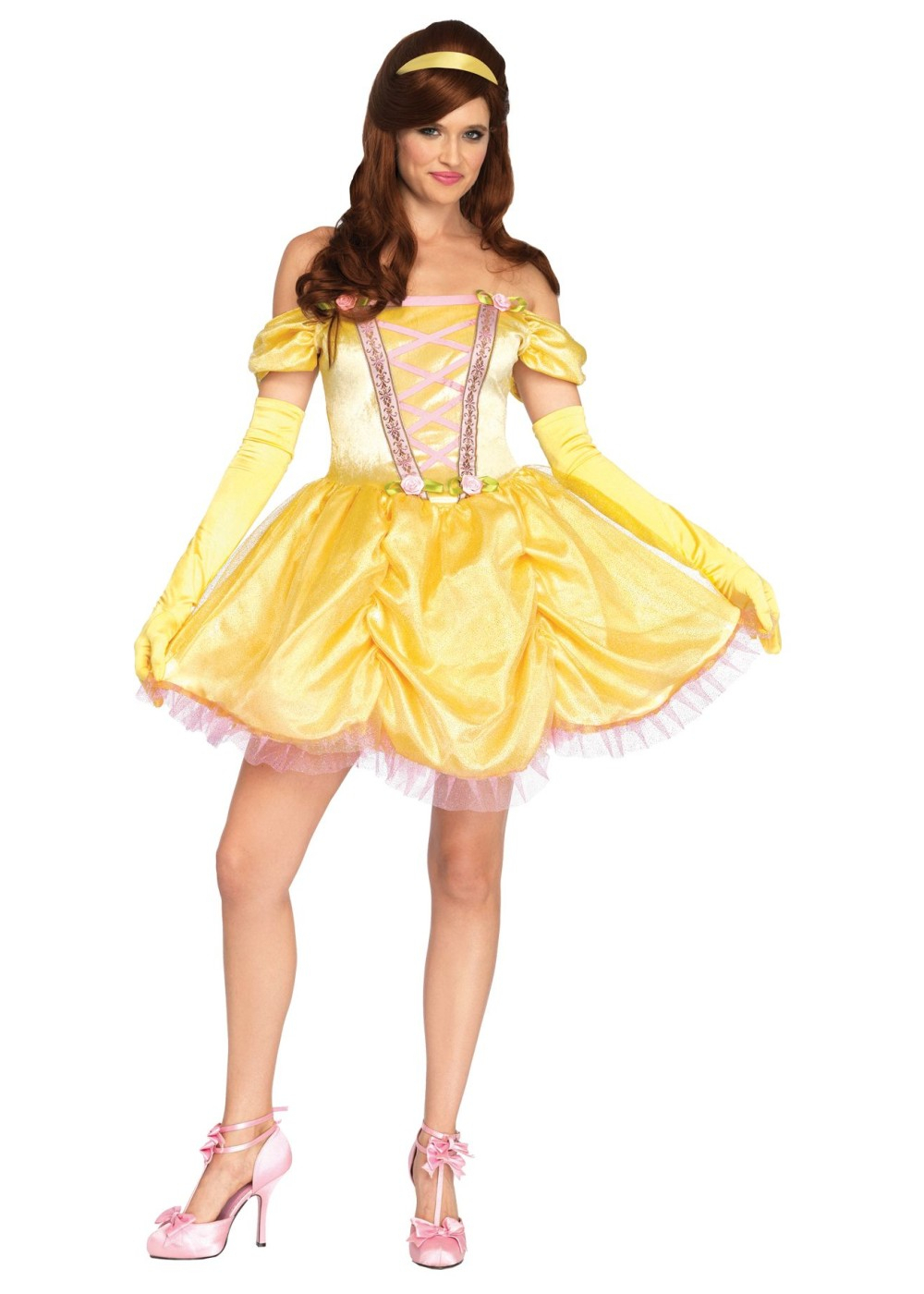 princess belle women costume - sexy costumes