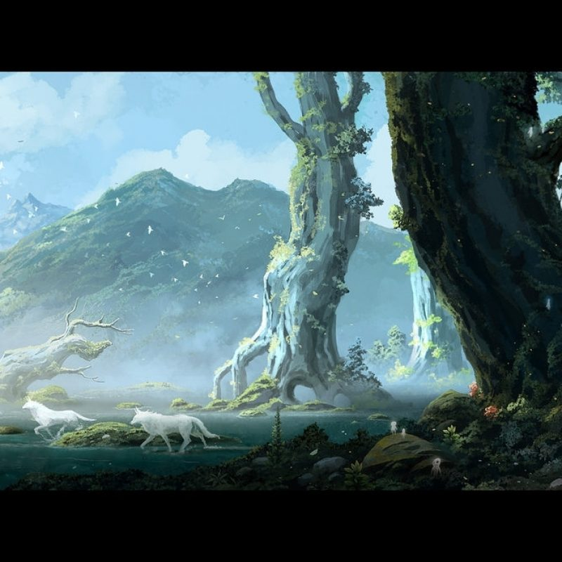 10 Best Miyazaki Princess Mononoke Wallpaper FULL HD 1920×1080 For PC Background 2018 free download princess mononokechaoyuanxu on deviantart 800x800