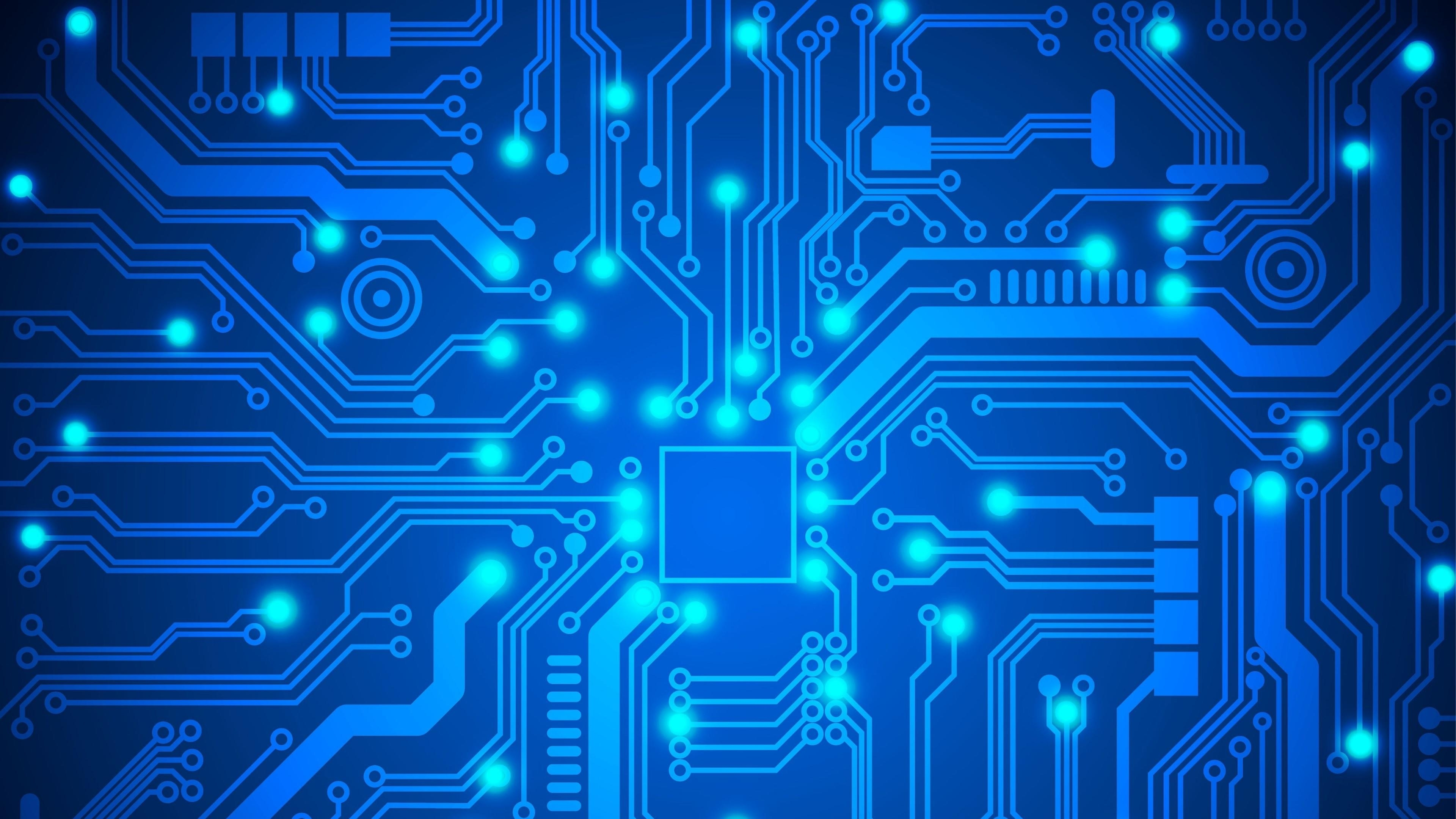printed circuit board (pcb) wallpaper | wallpaper studio 10 | tens