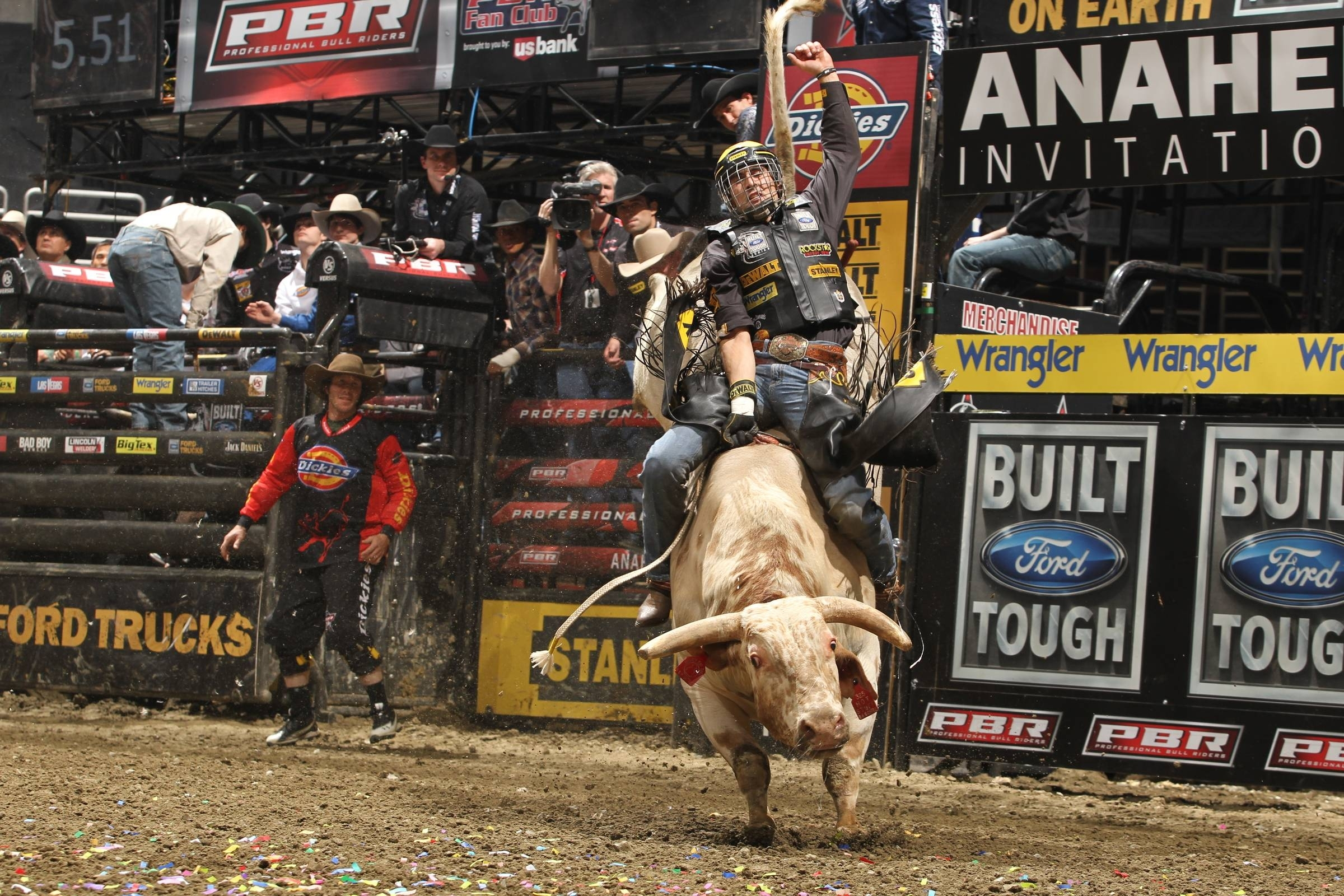 professional bull riders wallpapers - wallpaper cave