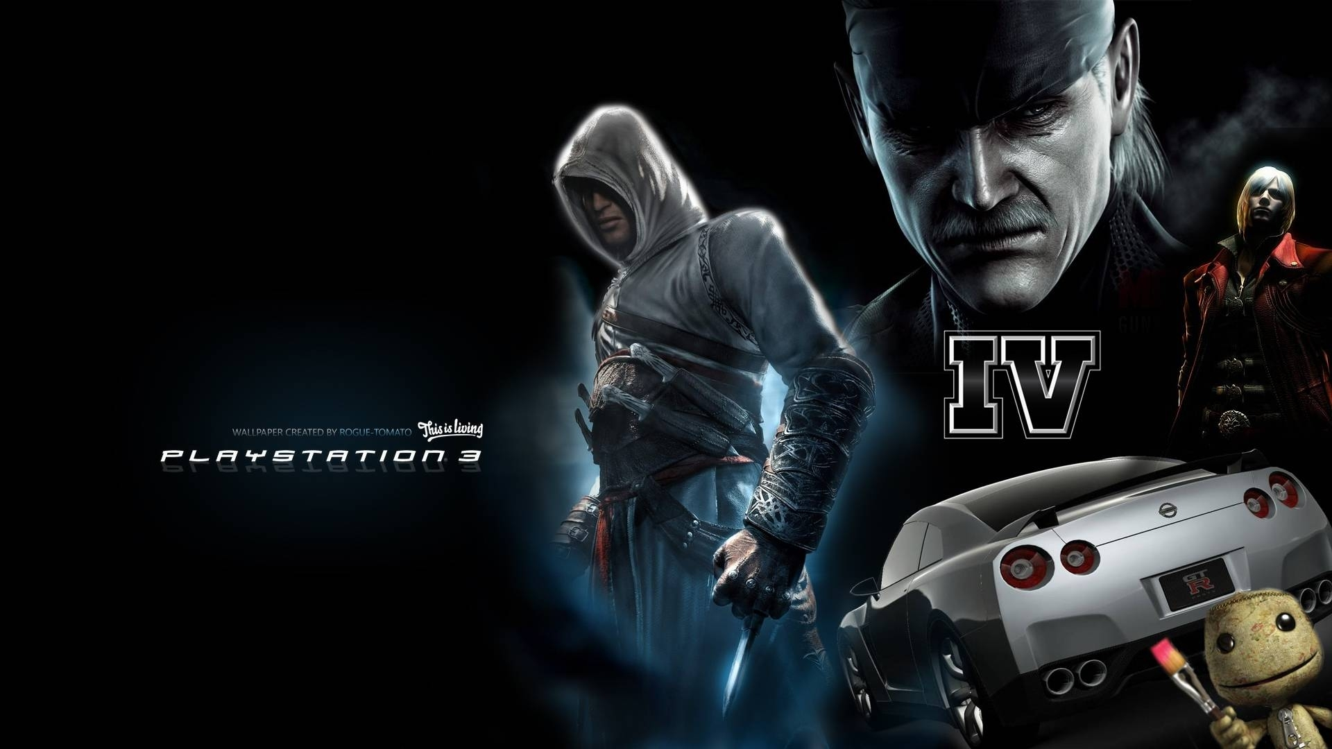 10 New Wallpaper For Ps3 Download FULL HD 1080p For PC Background
