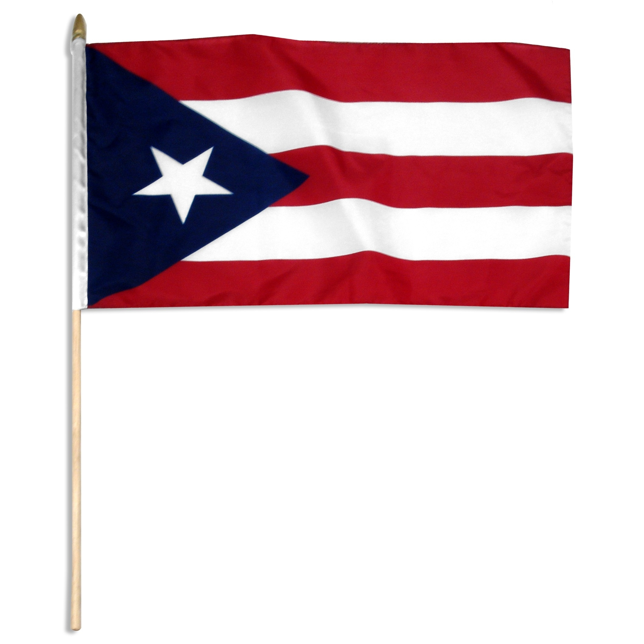 puerto rico flag 12 x 18 inch