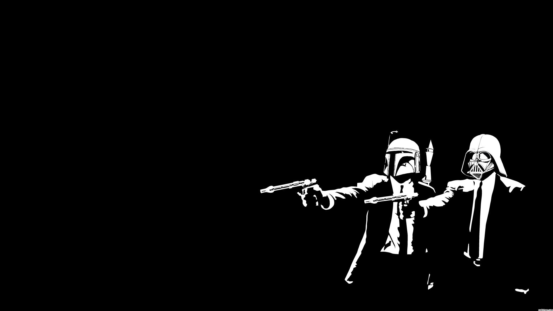 pulp fiction star wars - best movie wallpapers