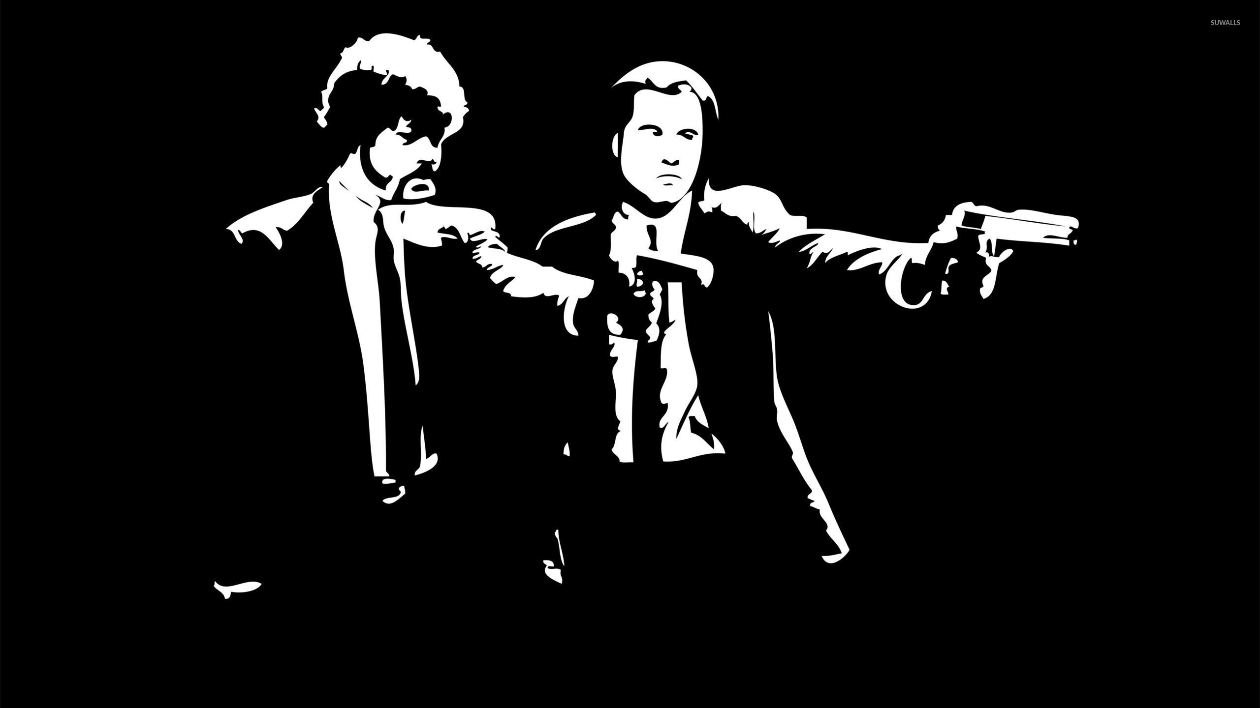 pulp fiction wallpaper - movie wallpapers - #32423