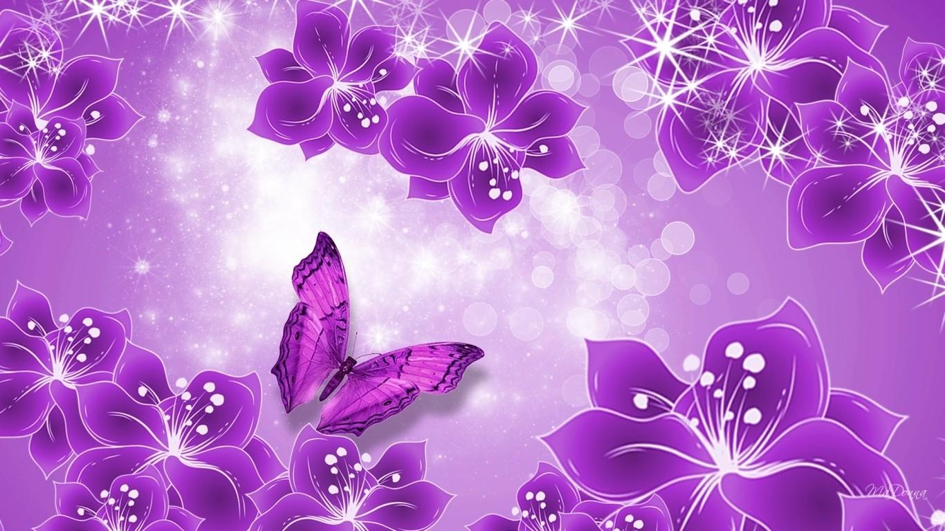 purple butterfly background | purple butterfly hd desktop wallpaper