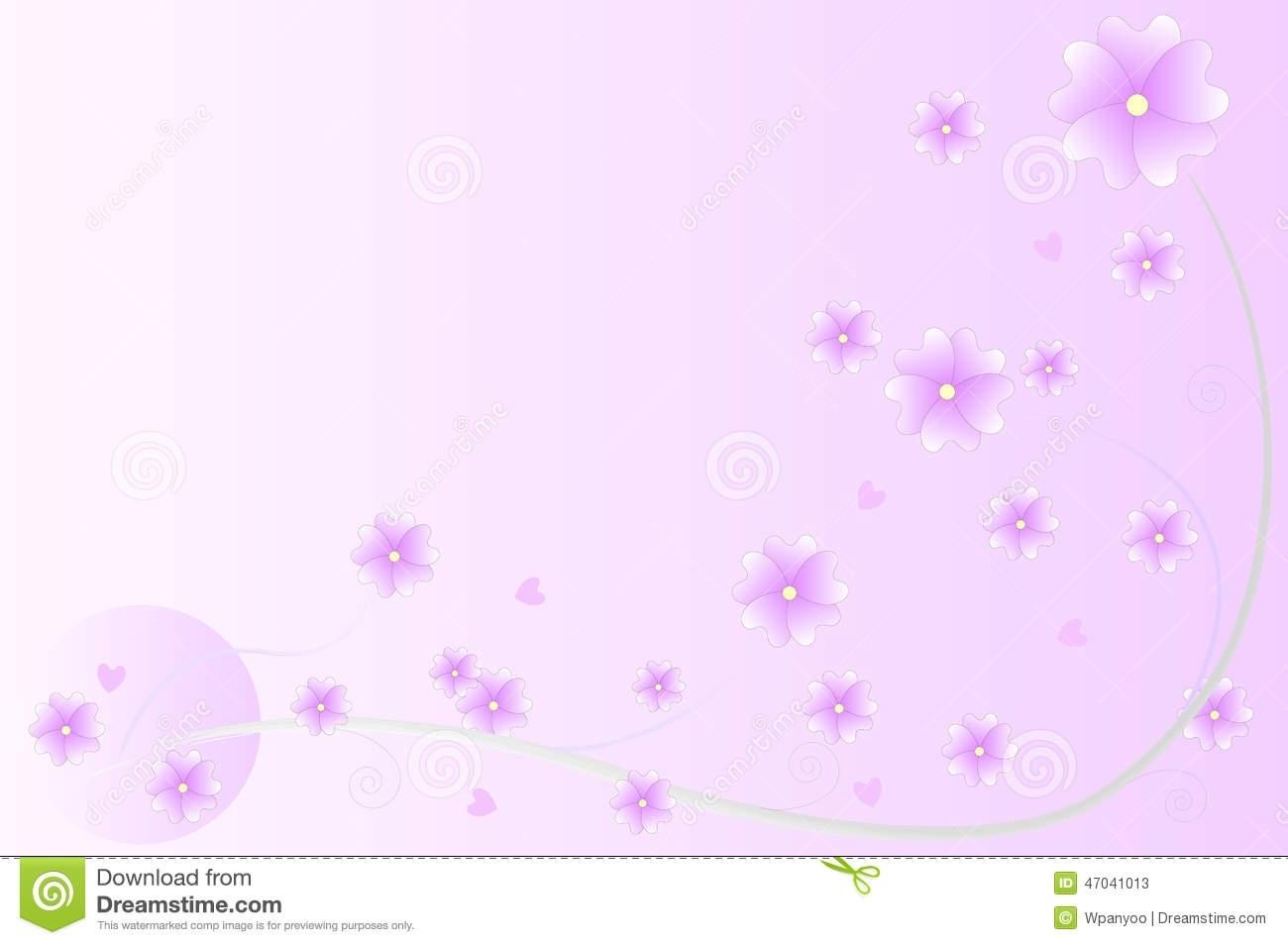 purple flowers background stock vector. illustration of illustration