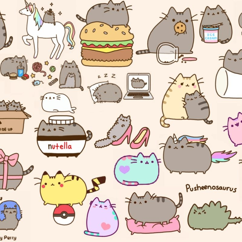 10 Latest Pusheen The Cat Wallpaper FULL HD 1920×1080 For PC Background 2020 free download pusheen the cat wallpapers wallpaper cave 800x800