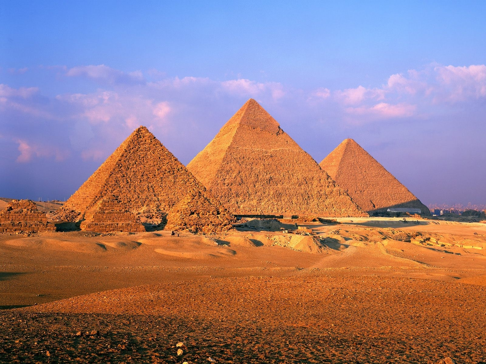 pyramids of giza egypt wallpapers | hd wallpapers | id #6072