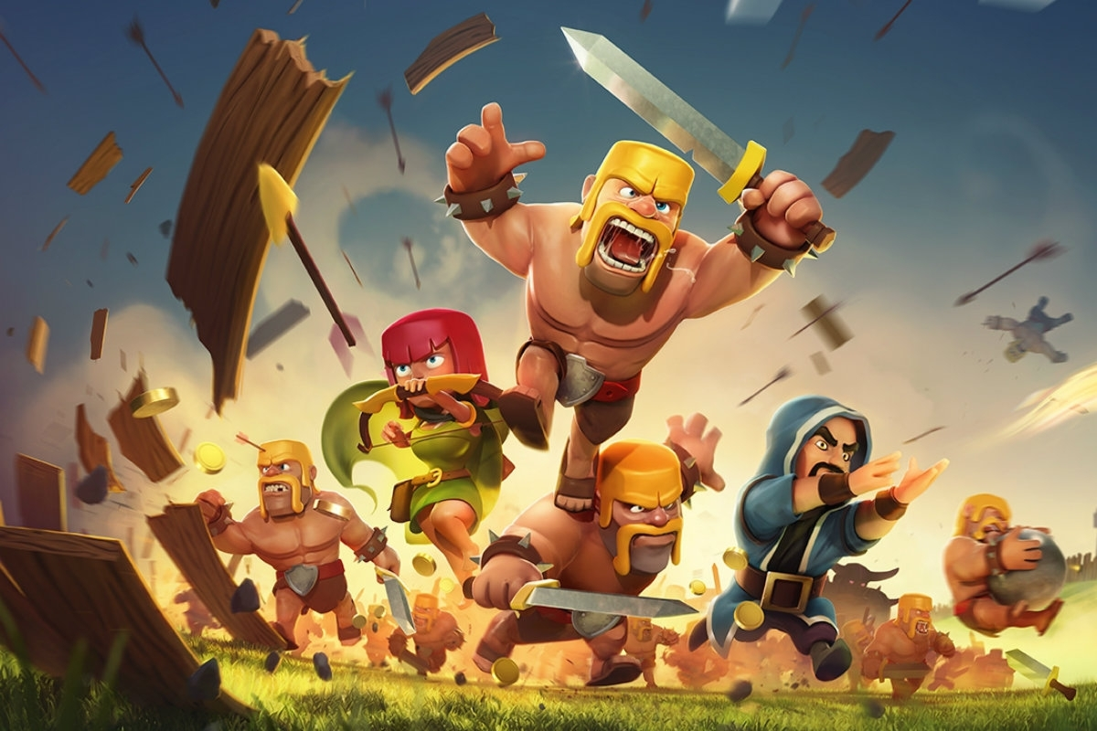 10 Most Popular Clash Of Clans Photos FULL HD 1080p For PC Background