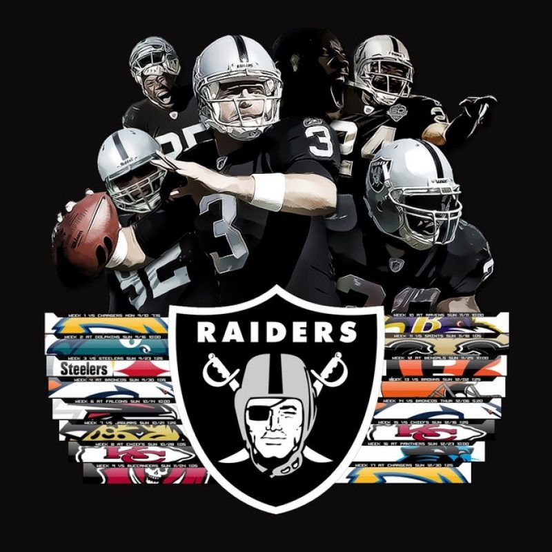 10 Top Oakland Raiders Logo Wallpaper 2012 FULL HD 1920×1080 For PC Background 2018 free download raiders 2012 schedule wallpapereighthsin on deviantart 800x800