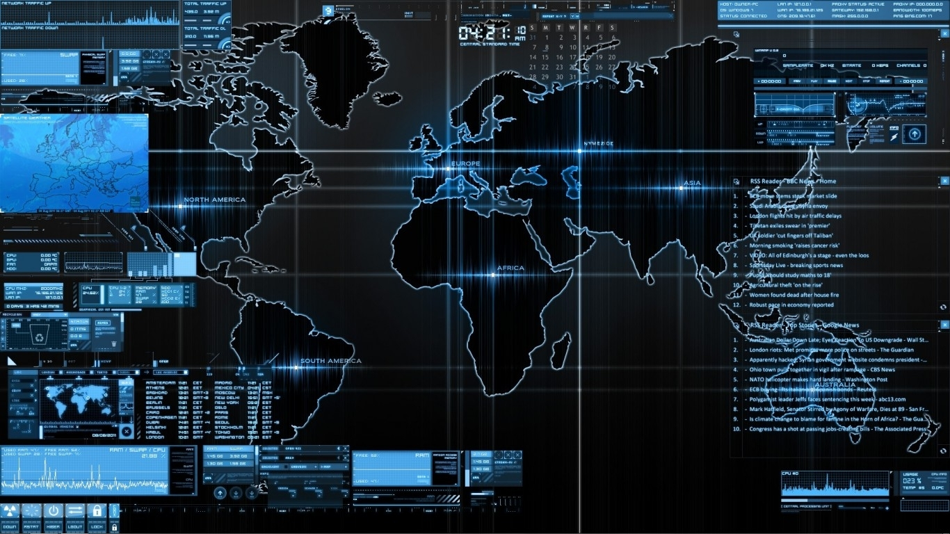rainmeter data graph maps data stream | .futuremuse. | pinterest