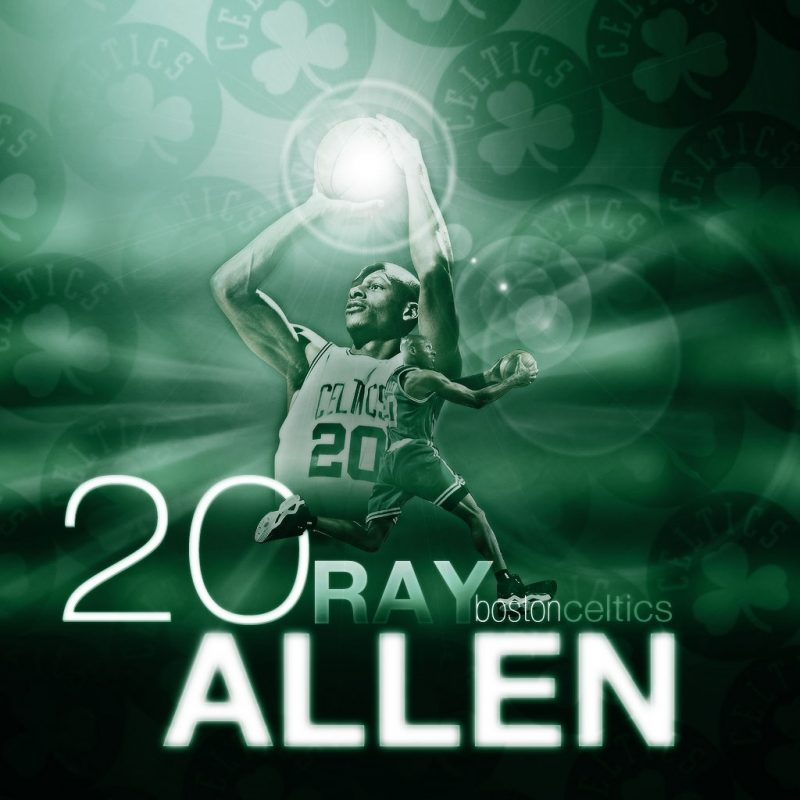 10 Most Popular Ray Allen Wall Paper FULL HD 1080p For PC Background 2021 free download ray allen celtics no 20 wallpaper basketball wallpapers at 800x800