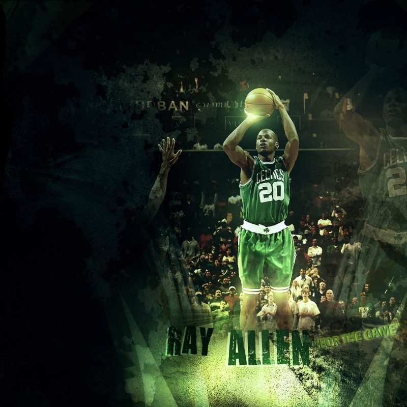 10 Most Popular Ray Allen Wall Paper FULL HD 1080p For PC Background 2021 free download ray allen wallpapers basketball wallpapers at basketwallpapers 1 800x800