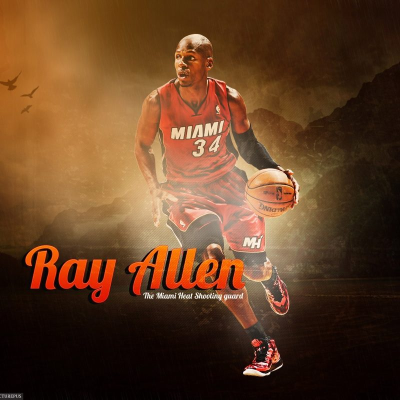 10 Most Popular Ray Allen Wall Paper FULL HD 1080p For PC Background 2021 free download ray allen wallpapers basketball wallpapers at basketwallpapers 2 800x800