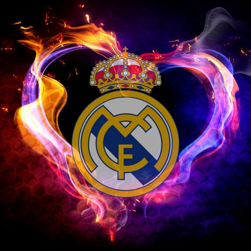 10 Best Cool Real Madrid Logo FULL HD 1080p For PC Background 2018 free download real madrid c f full hd wallpaper and background image 1920x1200 800x800