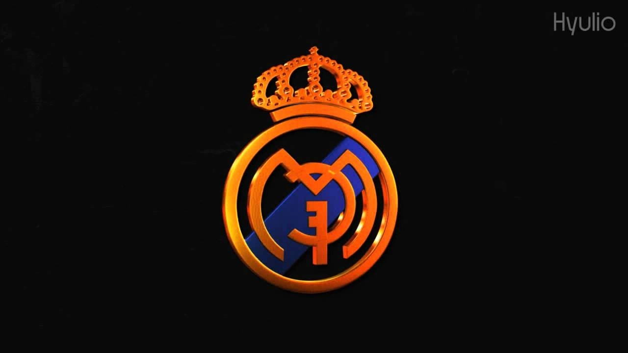 real madrid logo 3d - youtube