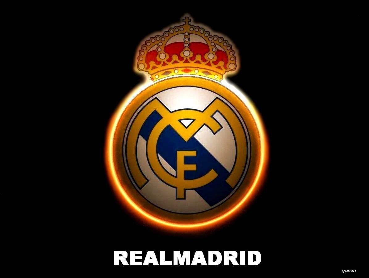 real madrid logo hd wallpaper sports | real madrid | pinterest