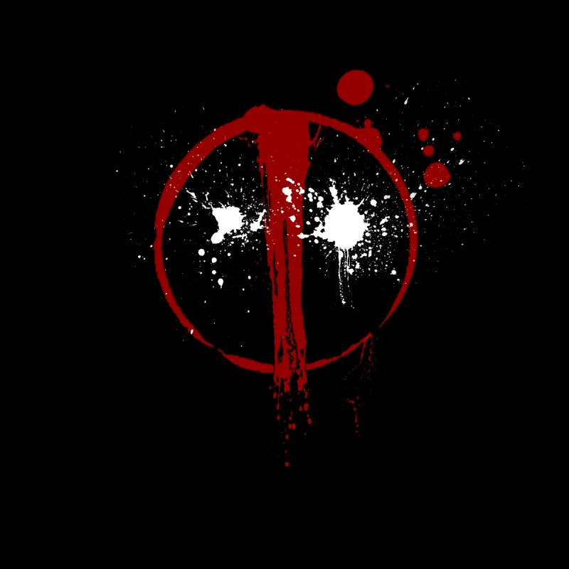 10 Most Popular Deadpool Logo Wallpaper Hd FULL HD 1080p For PC Background 2020 free download reb black deadpool logo wallpapers hd wallpaper wiki 800x800
