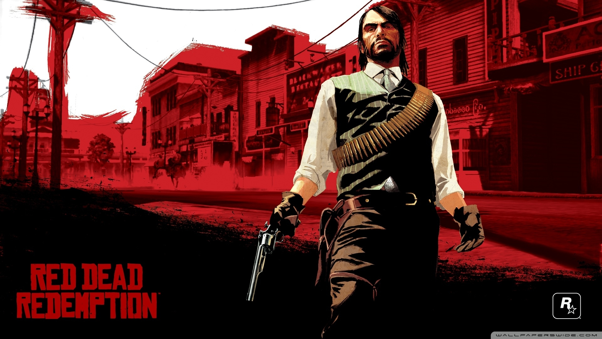 red dead redemption, marston ❤ 4k hd desktop wallpaper for 4k ultra