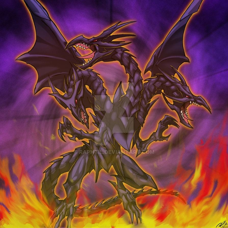 red-eyes ultimate dragonraphtil on deviantart