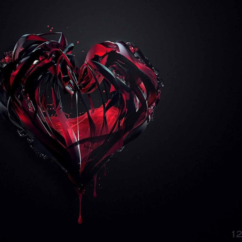 10 Latest Red Heart Black Background FULL HD 1080p For PC Desktop 2020 free download red heart black backgrounds wallpaper cave 800x800